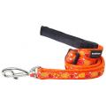 Red Dingo оранжевый Breezy Love 25мм*1,8м