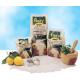 Fiory Grit Lemon, лимонный песок для птиц