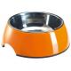 Hunter Smart миска на цветной поставке оранжевая