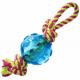Petstages «ОРКА мячик с канатом» Mini